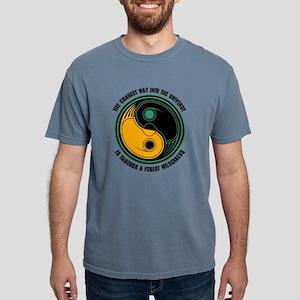 Teardrop Camper Yang T-Shirt