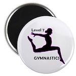 Gymnastics Magnet - Level 7