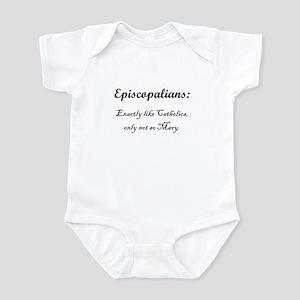Episcopalians Infant Bodysuit
