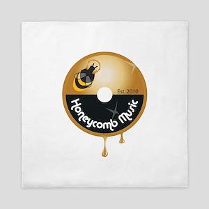 Honeycomb_logo Queen Duvet
