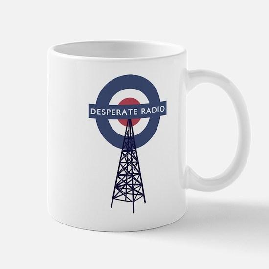 Desperate Radio Mug
