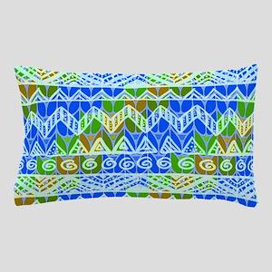 Aztec Zigzags Pillow Case