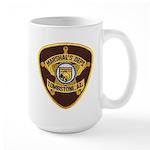 Tombstone Marshal Large Mug