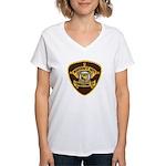 Tombstone Marshal Women's V-Neck T-Shirt