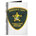 Marshal Tombstone Journal