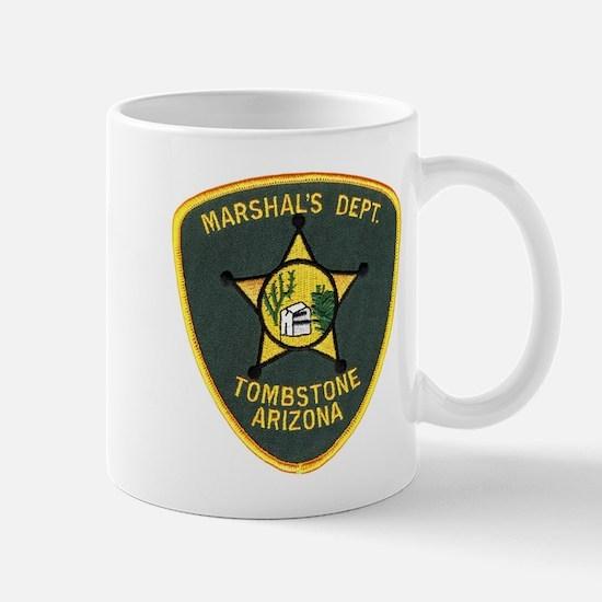 Marshal Tombstone Mug