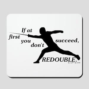 Redouble Mousepad