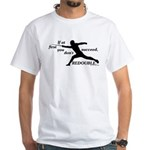 Redouble White T-Shirt
