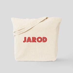 Retro Jarod (Red) Tote Bag