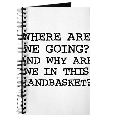 Handbasket Journal