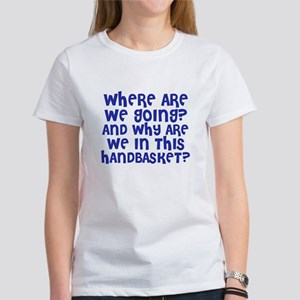 Handbasket Women's T-Shirt