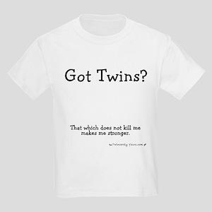 Got Twins - Stronger Kids T-Shirt