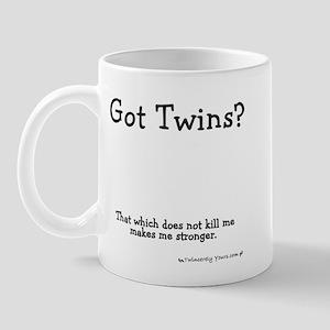 Got Twins - Stronger Mug