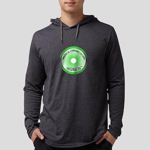 Medical Cannabis Store Mens Hooded Shirt