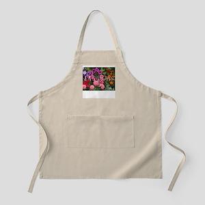 Floral De Colores BBQ Apron