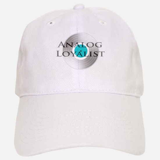 Analog Loyalist Baseball Baseball Cap