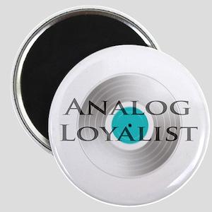Analog Loyalist Magnet