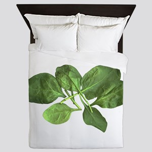 Good Greens Queen Duvet