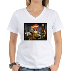 Dogs Playing RPGs! Shirt
