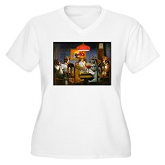 Dogs Playing RPGs! T-Shirt