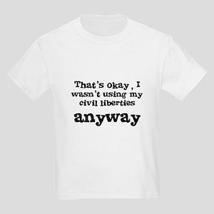 That's okay, I wasn't using m Kids T-Shirt