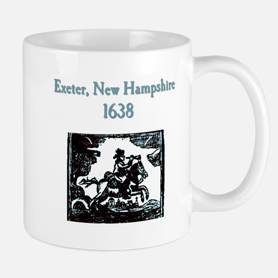 Exeter NH Mug