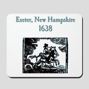 Exeter NH Mousepad