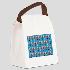Loving Bernie Canvas Lunch Bag