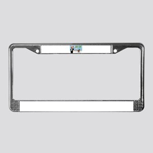 Bloody Mary (Pool) License Plate Frame