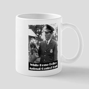 White House Police Mug