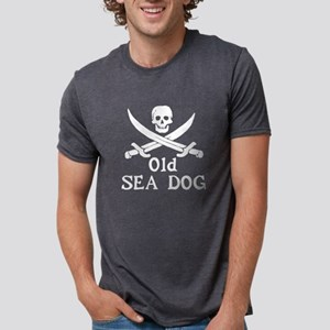 Old Sea Dog Women's Dark T-Shirt
