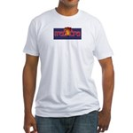 Hebrew Philadelphia Fitted T-Shirt