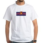 Hebrew Philadelphia White T-Shirt