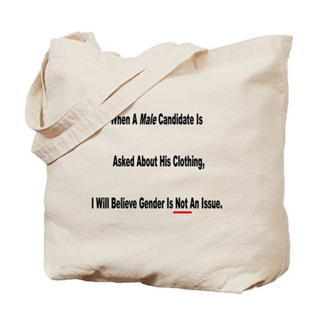 Not an Issue Tote Bag