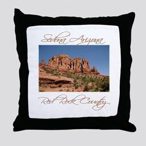 Sedona Essence Throw Pillow