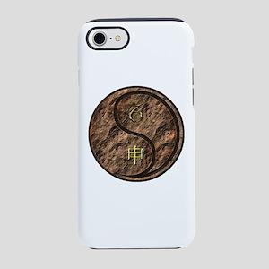 Capricorn & Earth Monkey iPhone 8/7 Tough Case