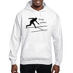 Strip Poker Hooded Sweatshirt