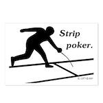 Strip Poker Postcards (Package of 8)