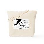 Strip Poker Tote Bag