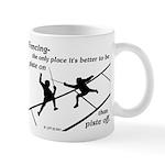 Piste On Mug