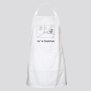 S in isolation BBQ Apron