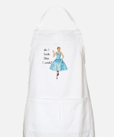 Do I Look Like I Cook? BBQ Apron