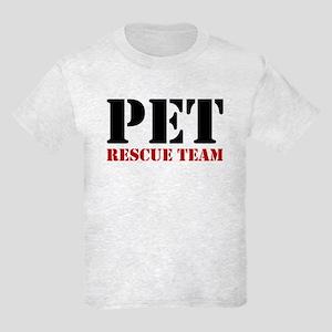Pet Rescue Team Kids Light T-Shirt