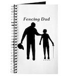 Fencing Dad Journal