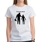 Fencing Dad Women's T-Shirt