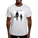 Fencing Mom Light T-Shirt