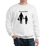 Fencing Mom Sweatshirt