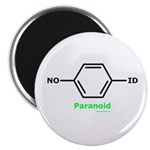 Molecularshirts.com Paranoid Magnet