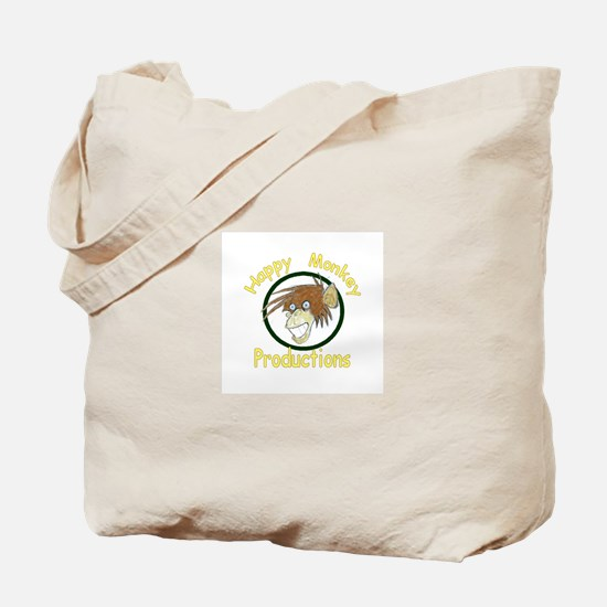 Happy Monkey Productions Tote Bag