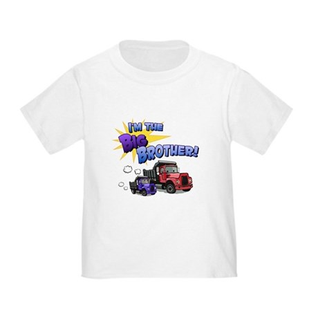 I'm the Big Brother! Toddler T-Shirt